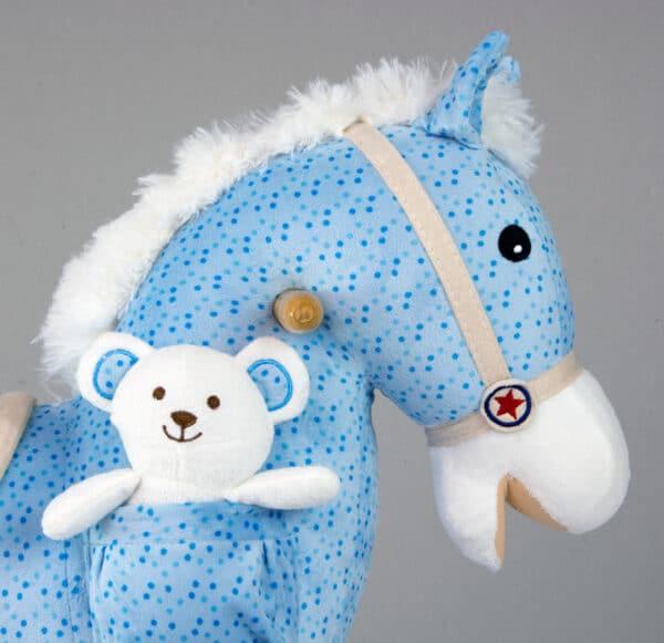Pony Blue | Baby's Paradijs | mis2
