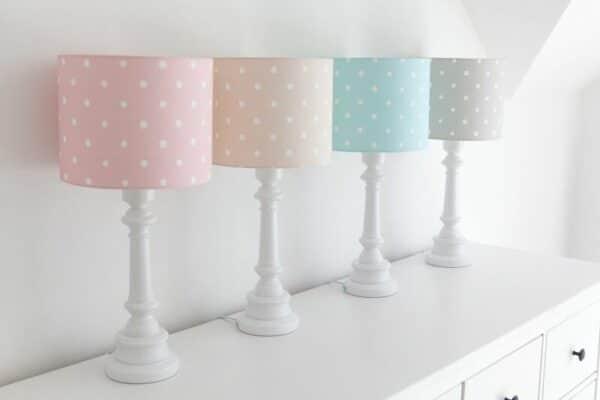 Tafellamp Lovely Dots Pink | Baby's Paradijs | Kolekcja Lovely Dots 3 preview