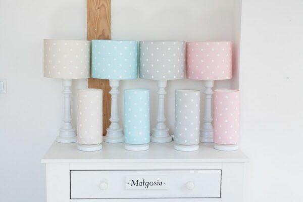 Tafellamp Lovely Dots Pink | Baby's Paradijs | Kolekcja Lovely Dots preview