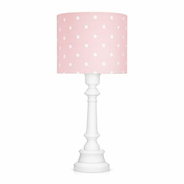 Tafellamp Lovely Dots Pink | Baby's Paradijs | Lampa stojąca Lovely Dots Pink 4 preview