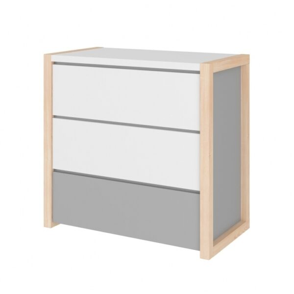 Babykamer Pinette | Baby's Paradijs | Pinette chest of drawers 02