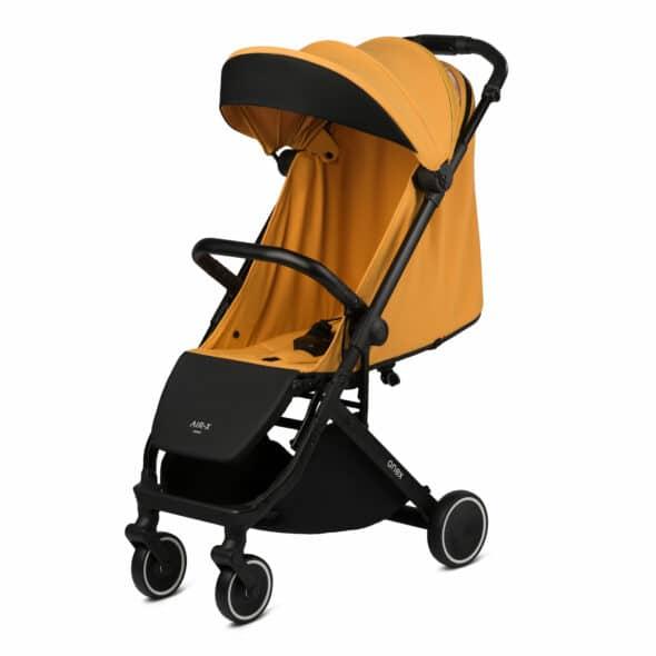 Anex | Baby's Paradijs | yellow Ax 04