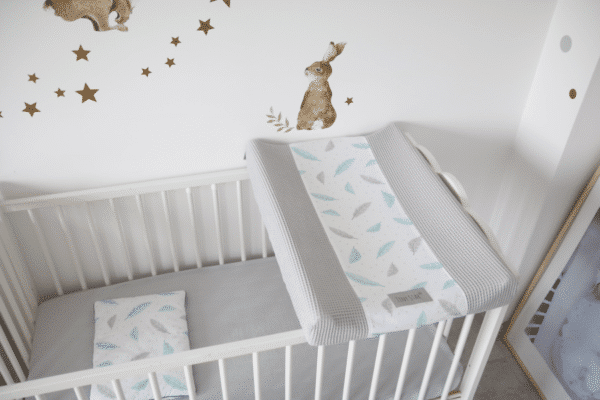 Aankleedkussenhoes Plumes Tiny Star | Baby's Paradijs | IMG 8494