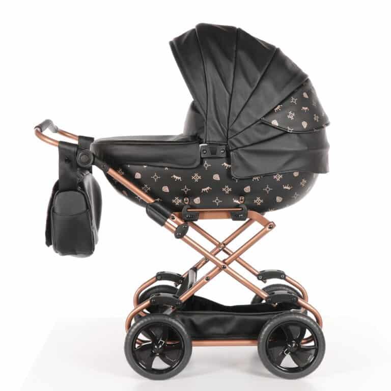Poppenwagen Laret Imperial Zwart | Baby's Paradijs | 2018 11 21 9999 15 1 scaled