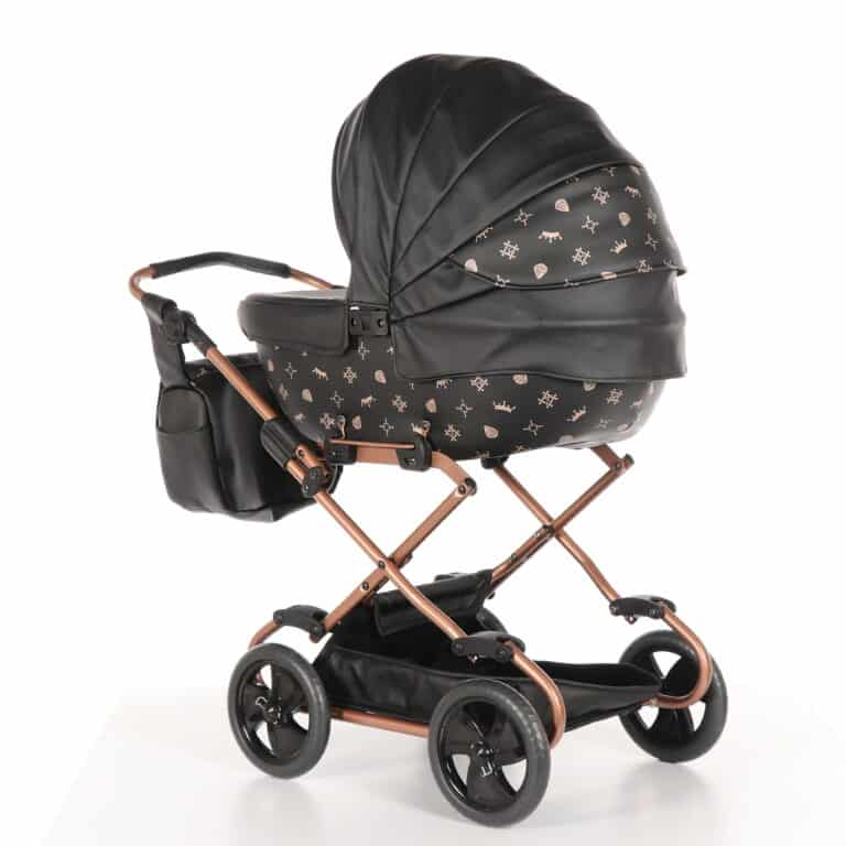 Poppenwagen Laret Imperial Zwart | Baby's Paradijs | 2018 11 21 9999 16 scaled
