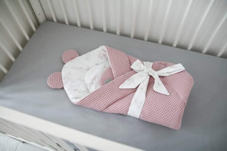 Wikkeldeken wafelstof Sweet Love Tiny Star   Baby's Paradijs   IMG 2708 scaled