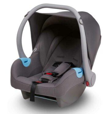 Anex m/type Iron 2-in-1 | Baby's Paradijs | Anex autostoel grijs 1