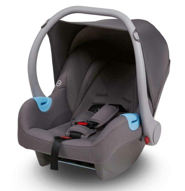 Autostoel zwart voor Anex kinderwagen