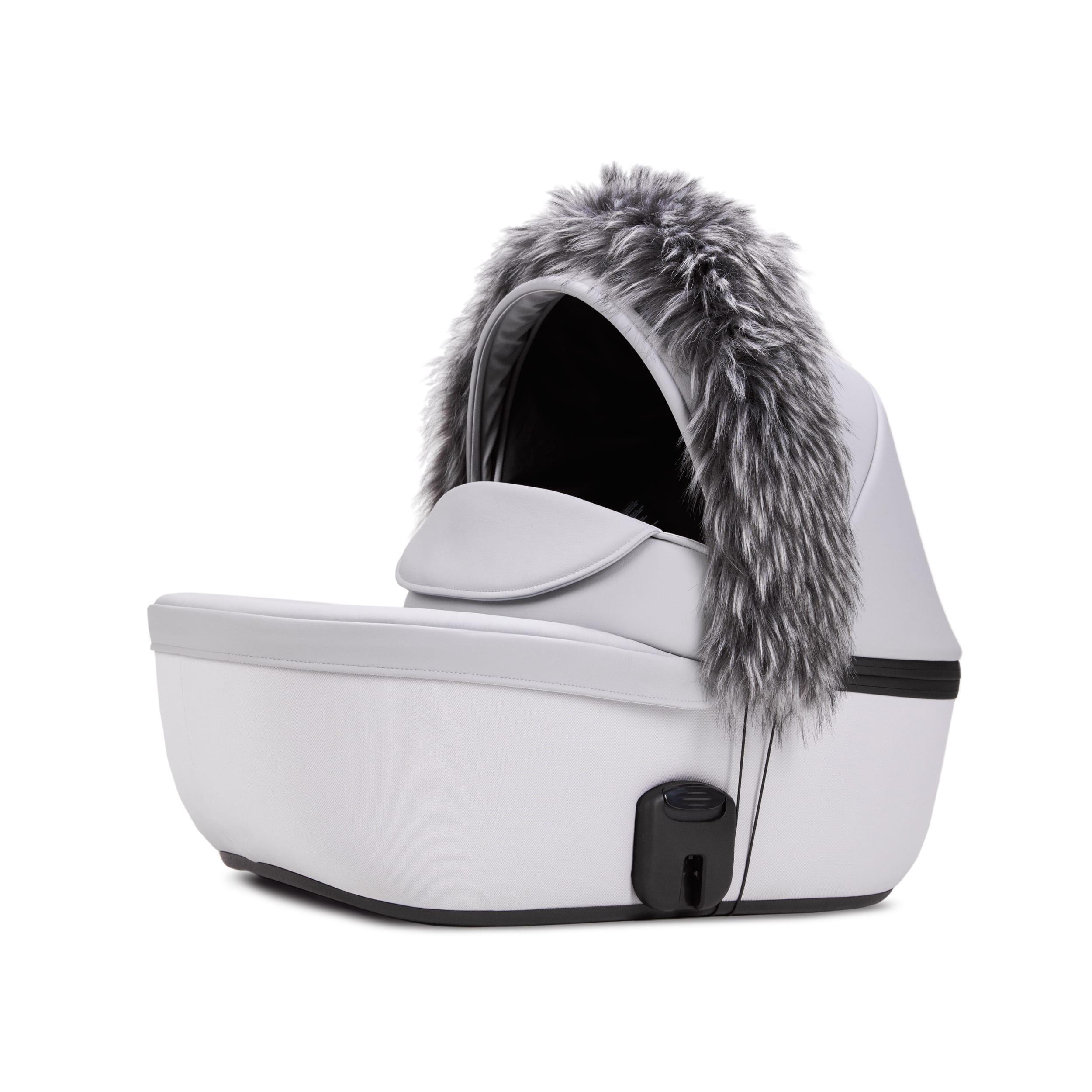 anex kinderwagen winterset grijs