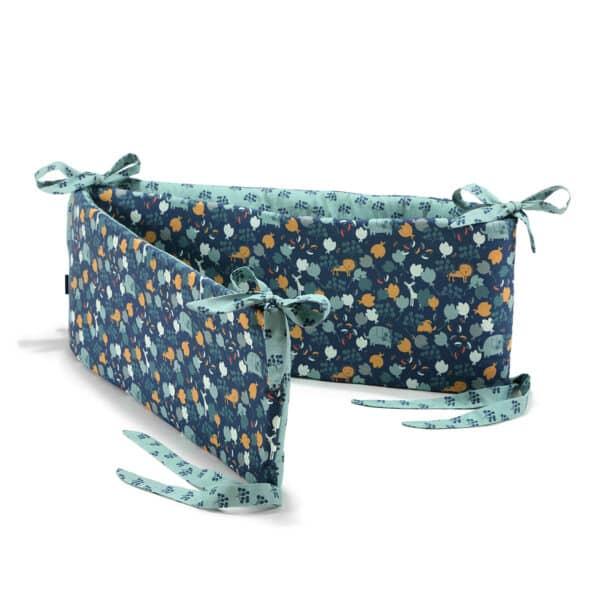 Sale | Baby's Paradijs | ochraniacz na szczebelki la millou french bleu jardin 2