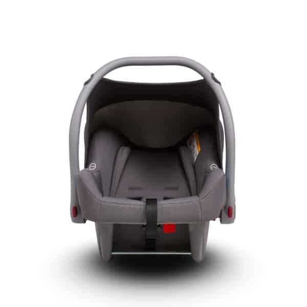 Autostoel grijs voor Anex kinderwagen | Baby's Paradijs | site 14029 scaled