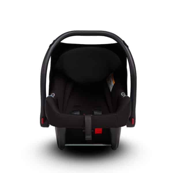 Autostoel zwart voor Anex kinderwagen | Baby's Paradijs | site 14032 scaled