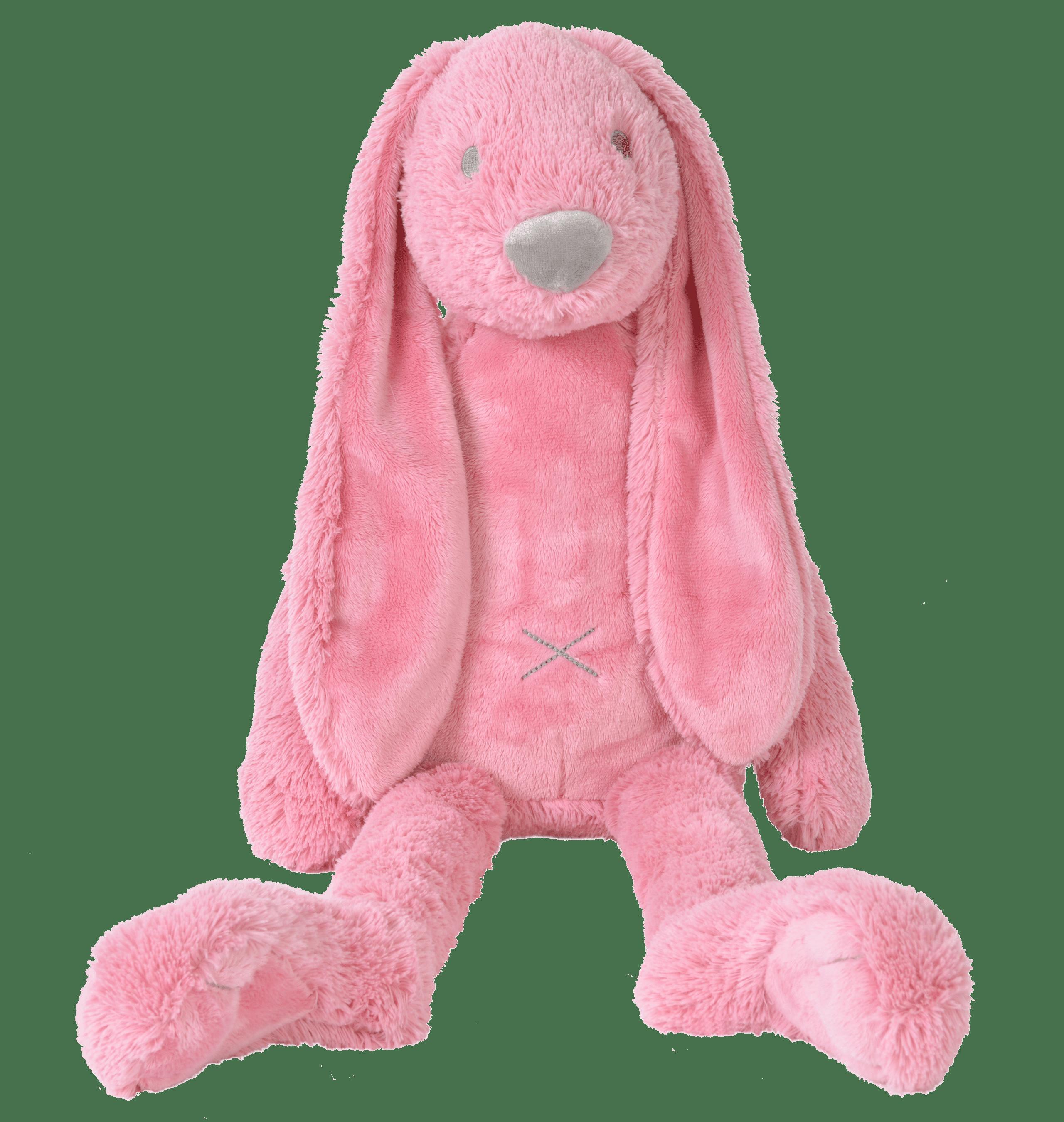 Big Deep Pink Rabbit Richie Happy Horse Knuffel