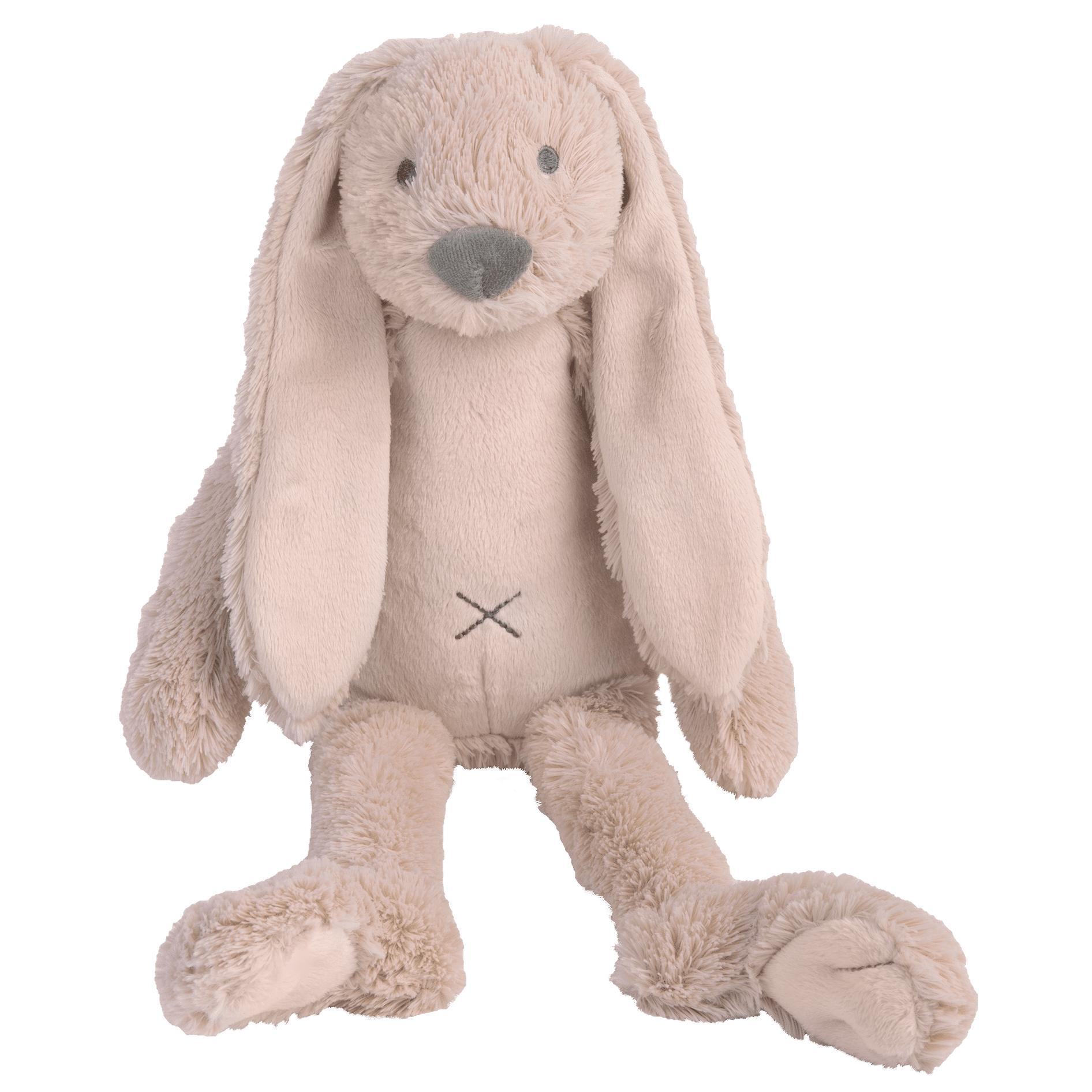 Happy horse knuffel old pink rabbit richie