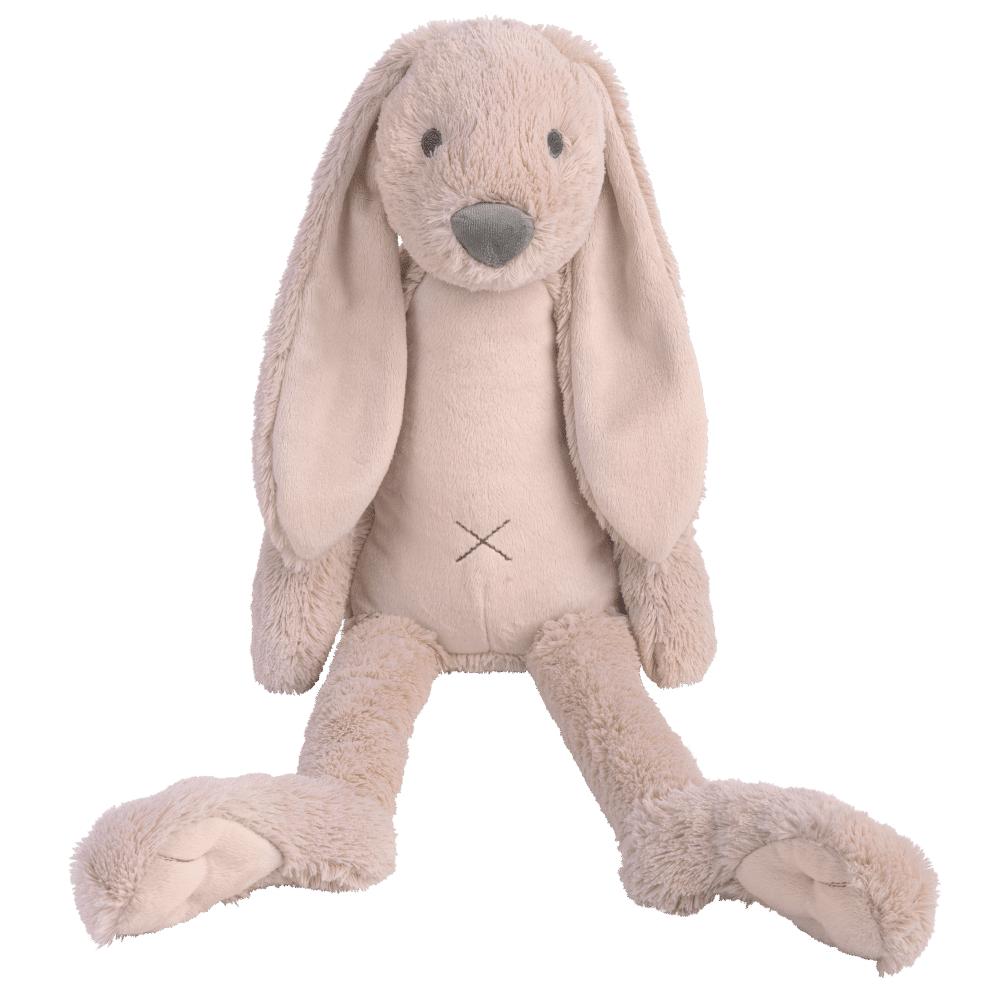 big old pink rabbit richie konijn knuffel