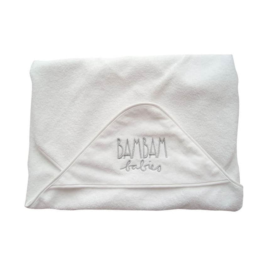 Baby Hooded Towel - BamBam