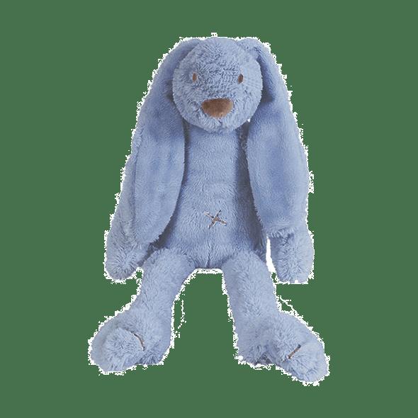 Big Deep Blue Rabbit Richie - Happy Horse Knuffel