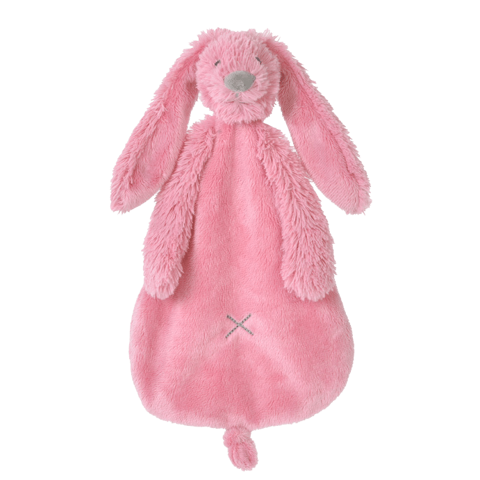 Deep Pink Rabbit Richie Tuttle - Happy Horse Knuffel