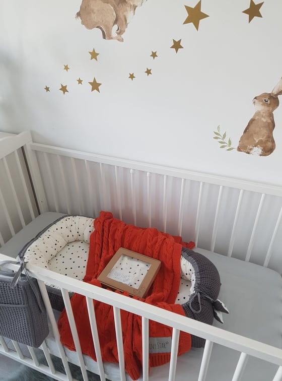 Katoenen deken Rusty Tiny Star   Baby's Paradijs   KATOENEN DEKEN RUSTY3