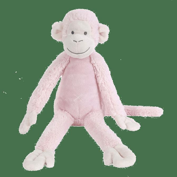 Pink Monkey Mickey No. 1 - Happy Horse Knuffel