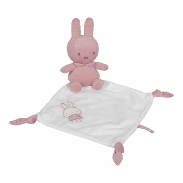 Tiamo Nijntje Knuffeldoekje Roze