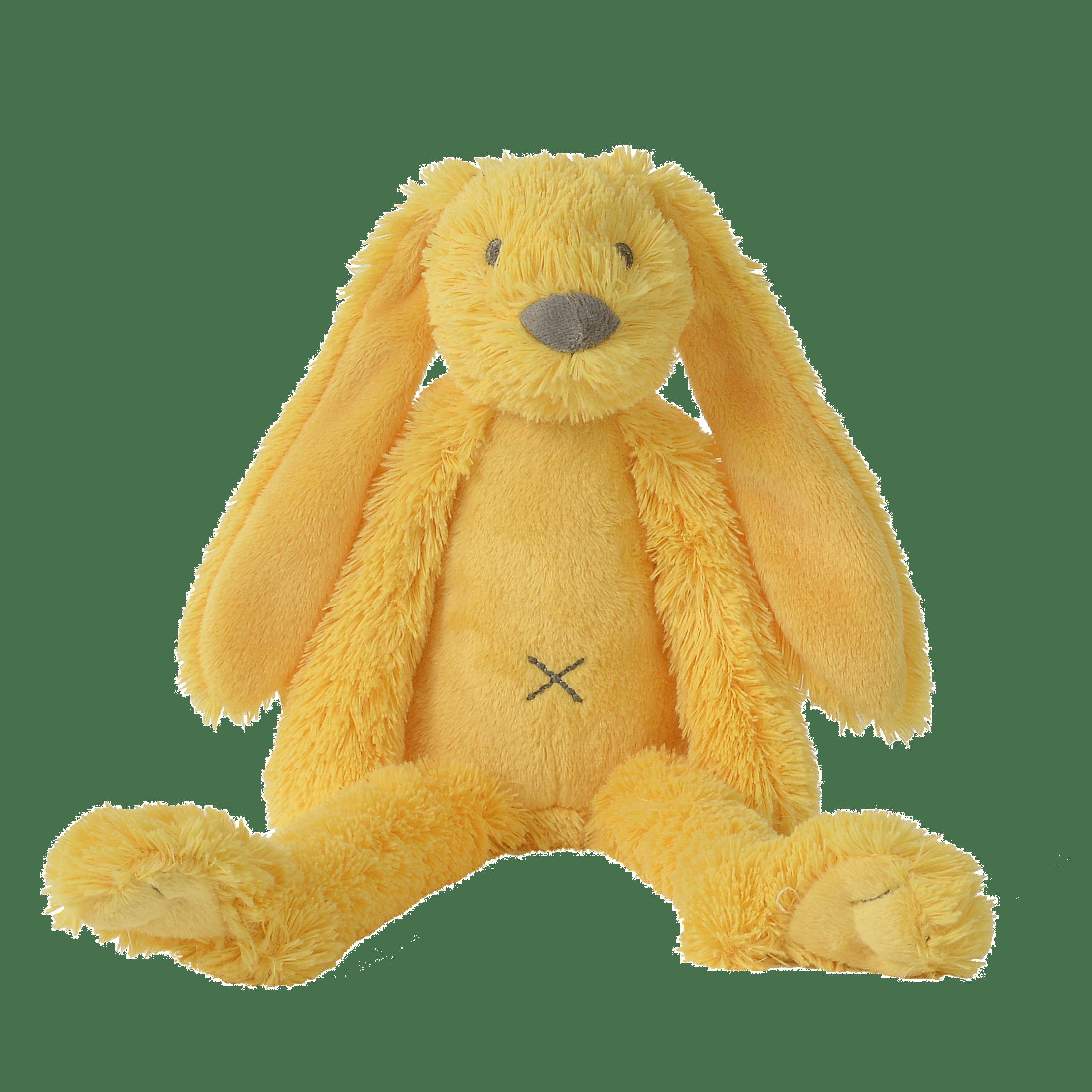 Tiny Yellow Rabbit Richie Happy Horse Knuffel