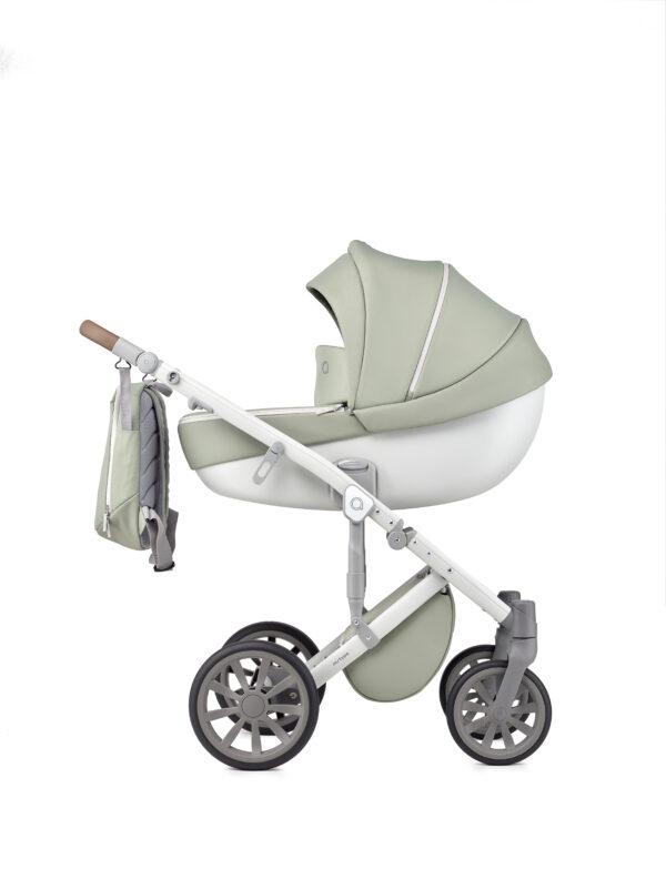 Anex m/type 2-in-1 Minty kinderwagen | Baby's Paradijs | m type minty 5 scaled