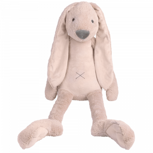 Giant Old Pink Rabbit Richie - Happy Horse