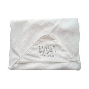 Baby Hooded Towel - BamBam