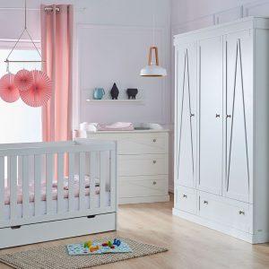 Babykamer Marie samenstellen