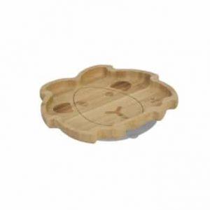 Bamboo Lion Plate - BamBam1