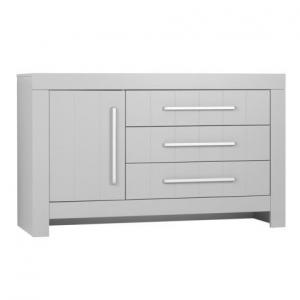 Commode - 3 lades + 1 deur - Calmo Grey 1