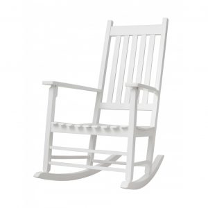 Cosy Rocking Chair - Snow