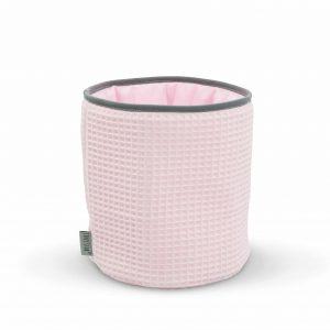 Koszyk Cottonwaffel Powder Pink