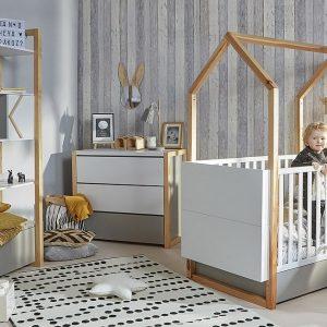 Complete babykamer Bellamy Pinette