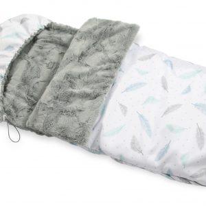 śpiwór zimowy 110cm winter strollerbag 0003